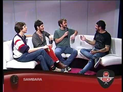 Sambara video Entrevista CM Rock - Julio 2016
