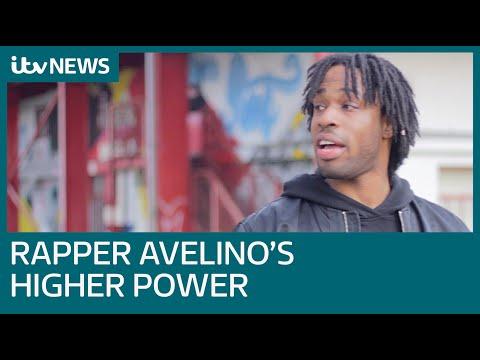 Rapper Avelino Higher Power single spreads message of positivity   ITV News