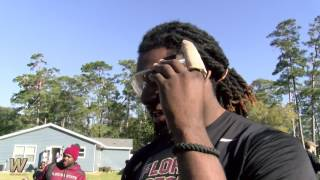 Warchant TV: FSU Football builds a Habitat for Humanity