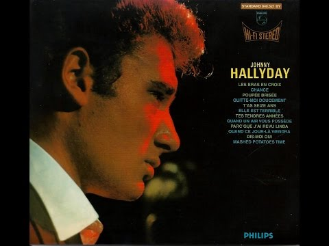 Johnny Hallyday   T'as seize ans       1963
