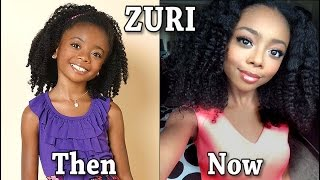 Disney Channel Stars ★ Then And Now