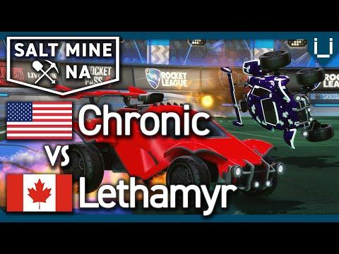 Salt Mine NA Ep.13 | Chronic vs Lethamyr | 1v1 Rocket League Tournament