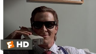 American Psycho 7/12 Movie CLIP - Dinner Reservations 2000 HD