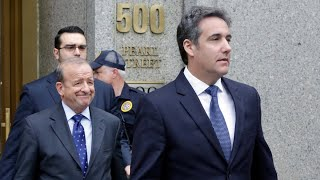 Michael Cohen Taken Back Into Custody After Restaurant Photo | NBC New York
