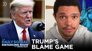 Trump Attacks the WHO & Kellyanne Can't Count to COVID-19 | The Daily Social Distancing Show