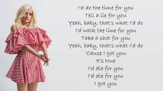 Bebe Rexha - I Got You | Lyrics Songs
