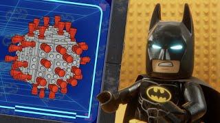 LEGO Batman | Be Like Batman: Wash Your Hands | PSA