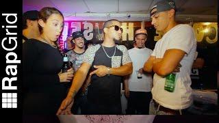 Mygrane McNastee Vs Suni Talynt | Rap Grid Exclusive