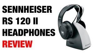 Sennheiser RS 120 II Wireless Headphones Review