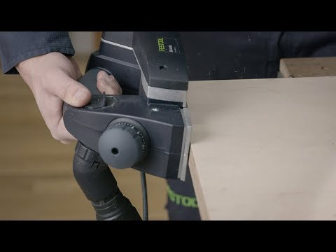 Festool EHL 65 EQ Plus schaafmachine