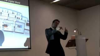 Carlos Creus Moreira Keynote : La fin de l'anonymat sur Internet ?