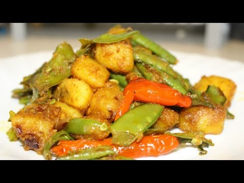 Mix vegetables recipe / Nepalistyle / nepalifood