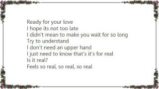 Chantal Kreviazuk - Ready for Your Love Lyrics