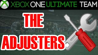 Madden 15 - Madden 15 Ultimate Team - THE ADJUSTERS | MUT 15 Xbox One Gameplay