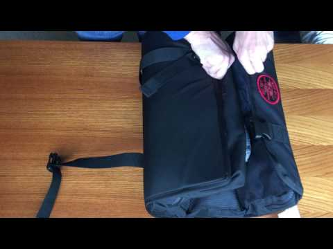 Red Oxx Big Bull Roll-up – Travel Bag Review