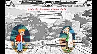 Mugen : Futurama : Fry Vs Professor Farnsworth (My Battle)