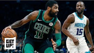 Better 2019 NBA free agent signing: Kyrie Irving or Kemba Walker | Get Up!