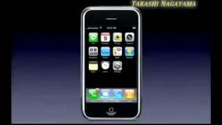 iPhonePresentationmacworld5/5日本語字幕スティーブ・ジョブズ