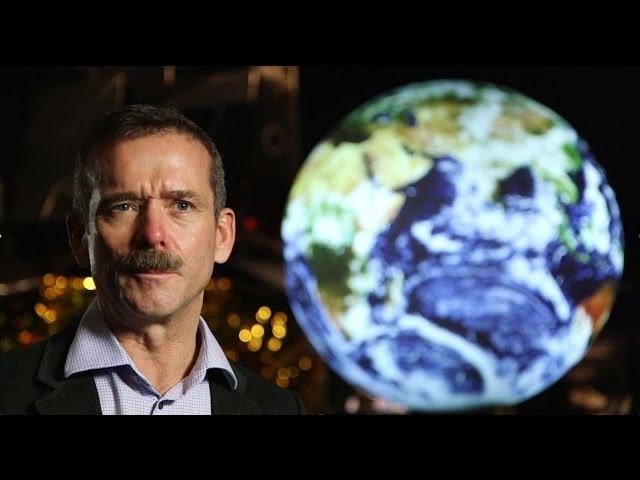 What Is Freedom Chris Hadfield Astronaut Bbc News ...
