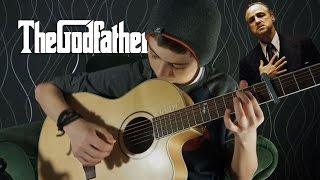 Godfather Fingerstyle -Gitar Cover-(Baba Film Müziği - Nam-ı Diğer Araba Kornası)