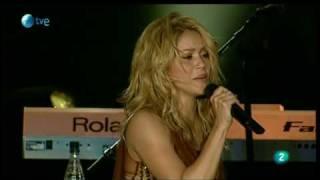 Shakira - Las de la Intuición (Rock in Rio Madrid 2010)