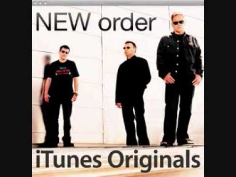 New Order - Love will tear us apart (iTunes Originals Version)