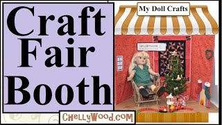 How To Set Up A Craft Booth Display