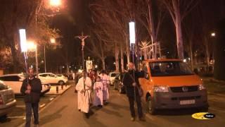 preview picture of video '2-Procesión Nazareno Jueves Santo Semana Santa en San Fernando de Henares 2013'