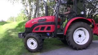 Dong Feng traktorer fra Wee Trading