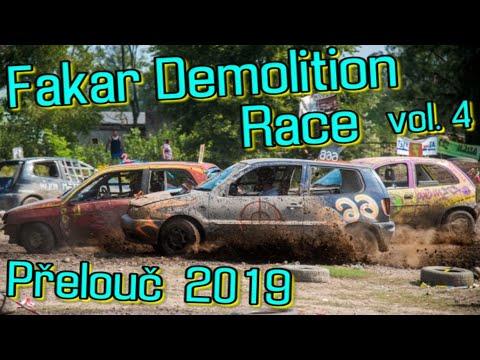 Event-VLOG #103 - Demolition Race Přelouč vol. 4