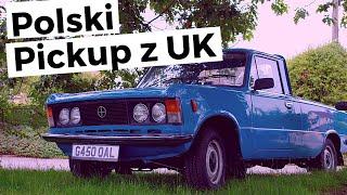 FSO Fiat 125p polski Pickup z UK