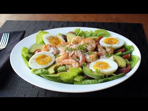 Grilled Shrimp Louie – Classic Louie Salad Dressing Recipe – All-Purpose Seafood Sauce