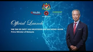 Launching ceremony of Cyber Defence & Security Exhibition and Conference 2021