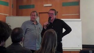 Mike Moran Conference with Peter Freestone ~ Freddie Mercury Memorial Day 9.1.2012