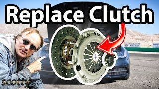 How to Replace a Clutch in Your Car