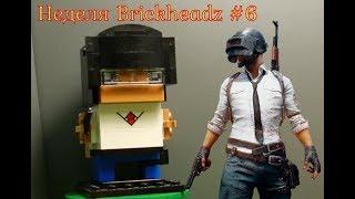 Неделя Brickheadz - день 6 - персонаж из PUBG