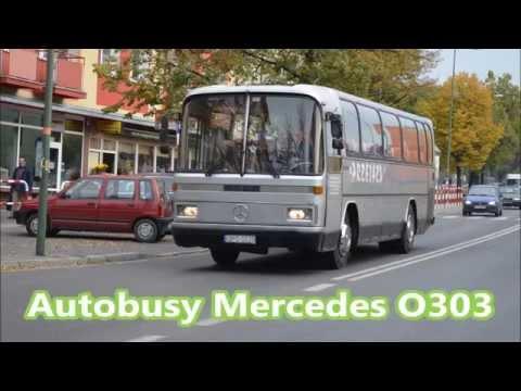 Autobusy Mercedes O303