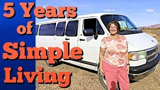 Adventurous Woman With A Free Spirit Living In A Dodge Van For The Last 5 Years!