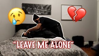 I MISS BEING SINGLE PRANK ON GIRLFRIEND!! ( SHE SAID I'M SINGLE)