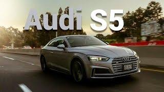 Audi S5 2018 - Soberbia evolución | Autocosmos