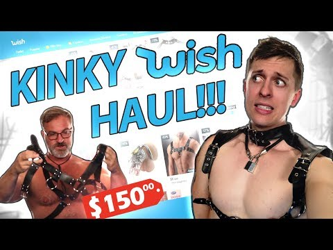 KINKY WISH SHOPPING HAUL – Scam or real deal?