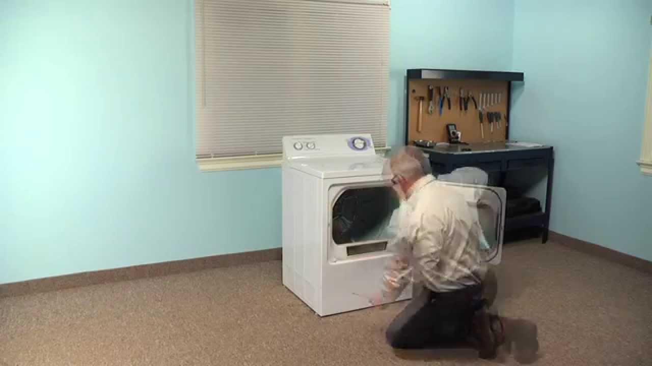 Replacing your General Electric Dryer Door Switch