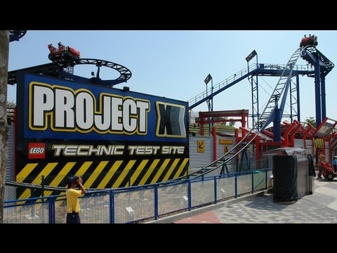 Project X - The Great LEGO® Race