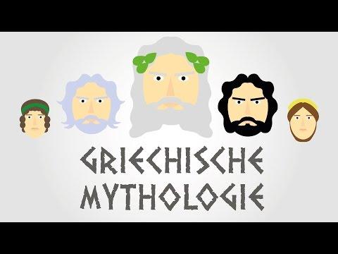 Die Entstehung der Welt und der Götter in der griech. Mythologie