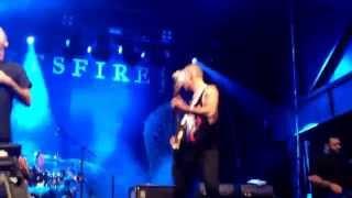 Boysetsfire - Last Year's Nest - Live 21.08.2015 Köln