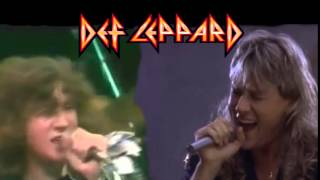Def Leppard - Ride Into The Sun EP/Hysteria Mix