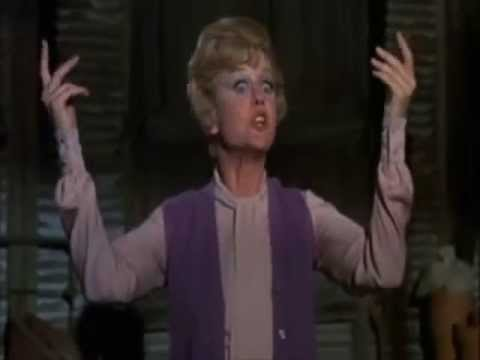 Substitutiary Locomotion (Song) by Angela Lansbury, Cindy O'Callaghan, David Tomlinson, Ian Weighill,  and Roy Snart
