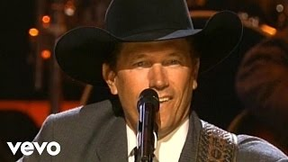 George Strait – Don't Make Me Come Over There And Love You