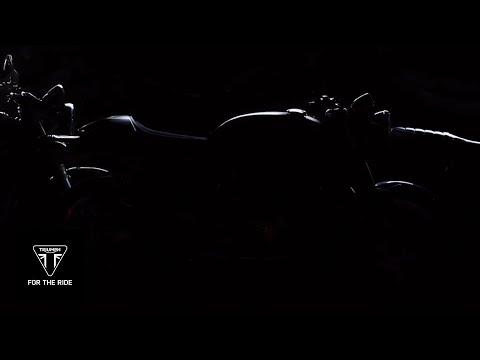 2016 Triumph Bonneville Something big is coming