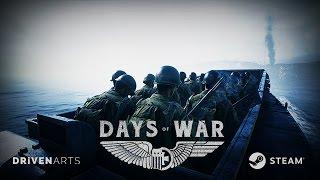 מפרוייקט מימון המונים למשחק מצליח- הכירו את Days Of War